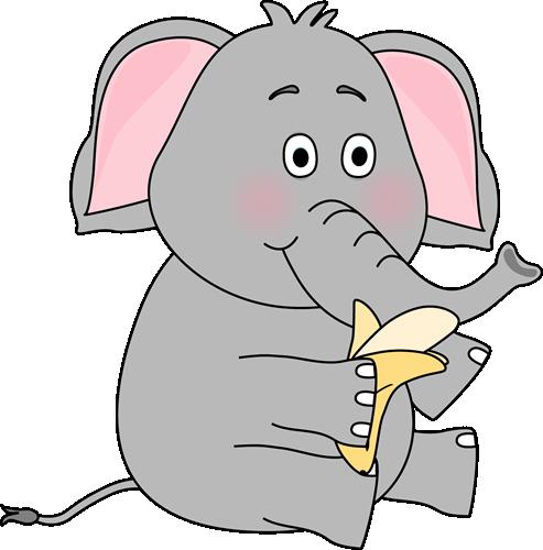 elephant-eating-banana